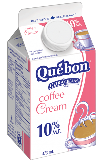 Québon 10% Coffee Cream