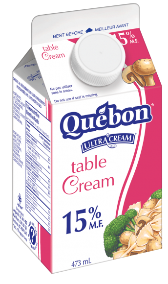 Québon 15% Table Cream