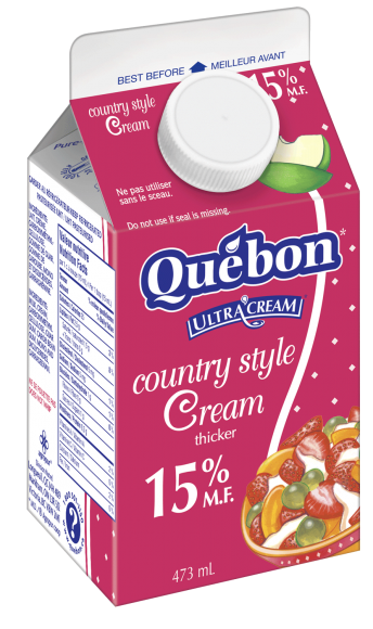 Québon 15% Country Style Cream