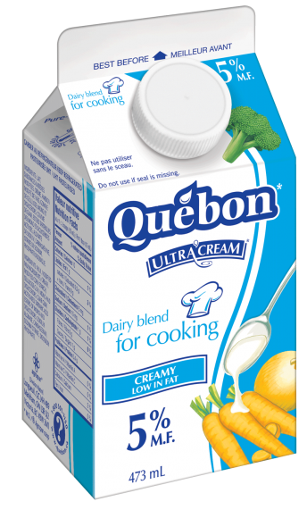 Québon 5% Dairy Blend for Cooking