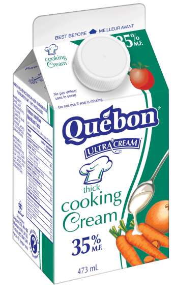 Québon 35% Cooking Cream