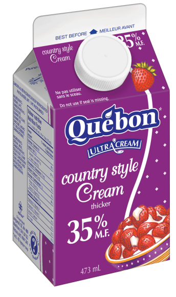 Québon 35% Country Style Cream