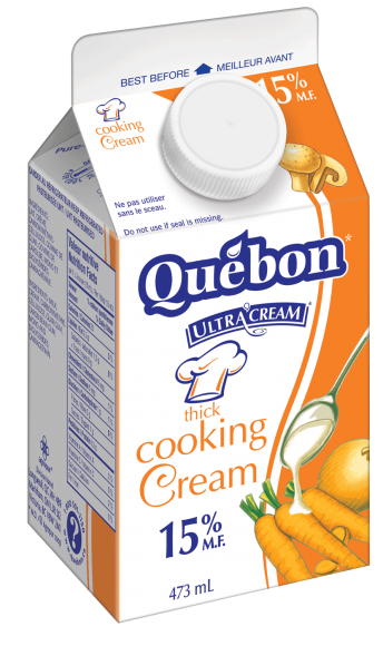 Québon 15% Cooking Cream