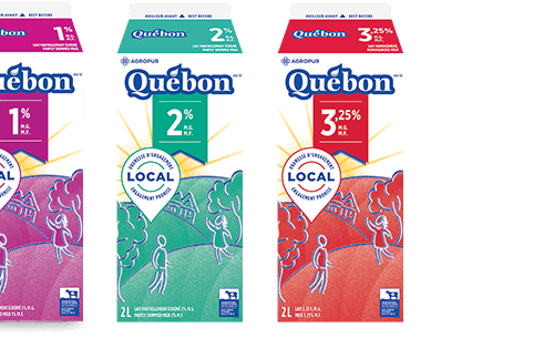 Quebon Milks Category