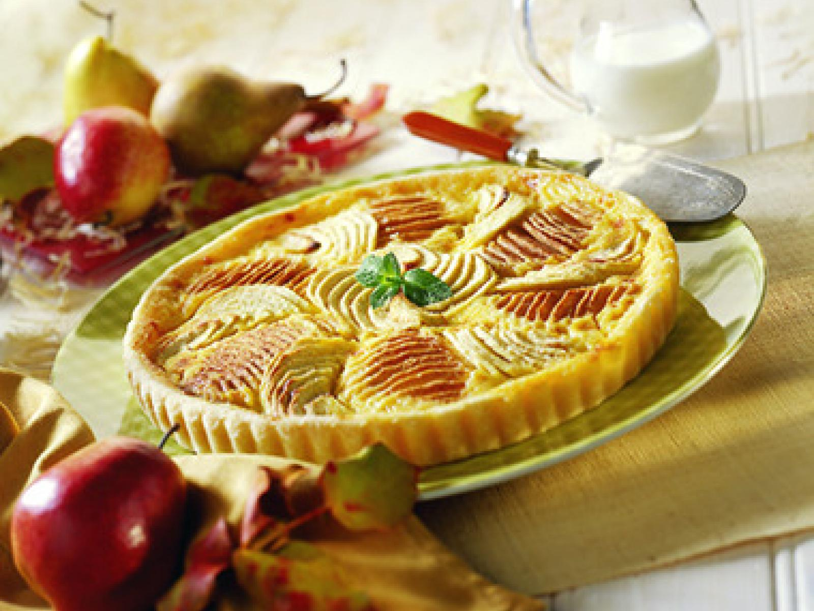 Rougemont Country Style Custard Tart